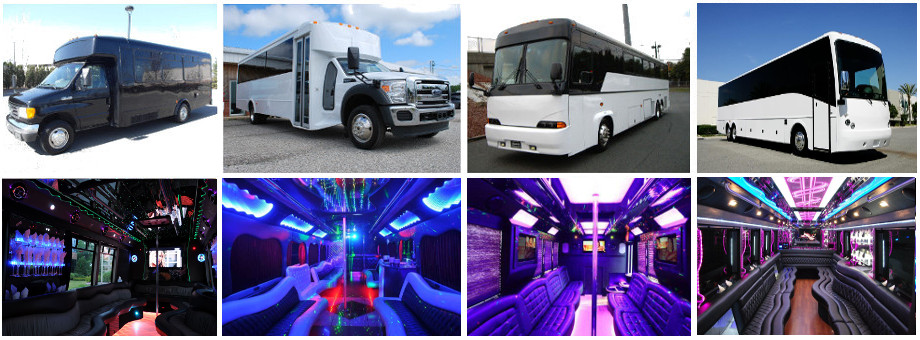 Limo Bus Rentals Guelph